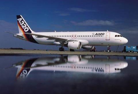 Лучшие места в самолете Airbus A32 (Эйрбас А32