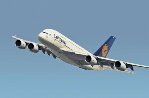 Lufthansa приступит к эксплуатации Airbus A380 в июне