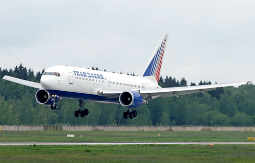 Из Москвы до Якутии теперь можно летать на Boeing 767 авиакомпании Трансаэро