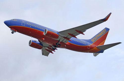 Southwest Airlines отныне не станет предлагать второй билет тучным пассажирам