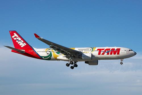 Авиакомпания TAM Airlines заказала 25 самолетов Airbus