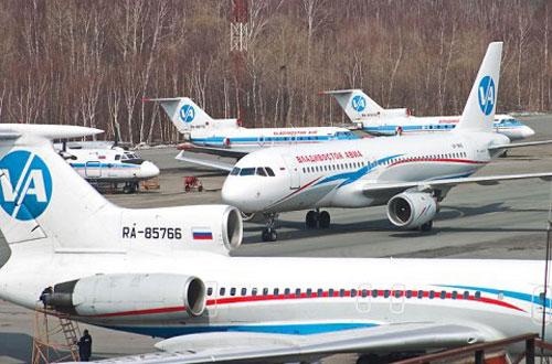 Компания Владивосток Авиа в пятерке не добросовестных перевозчиков
