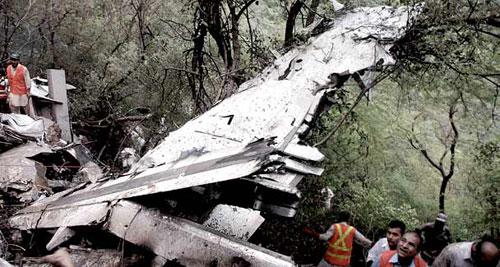 В крушении Airbus A321 в Пакистане выживших не оказалось