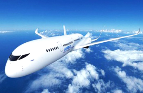 Нереальный самолет с реальными технологиями от Airbus