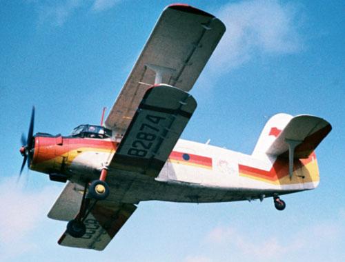 В Румынии разбился самолет Ан-2 с 14 пассажирами на борту