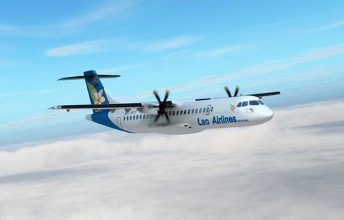 На выставке Фарнборо компания ATR получила заказы на 41 самолет