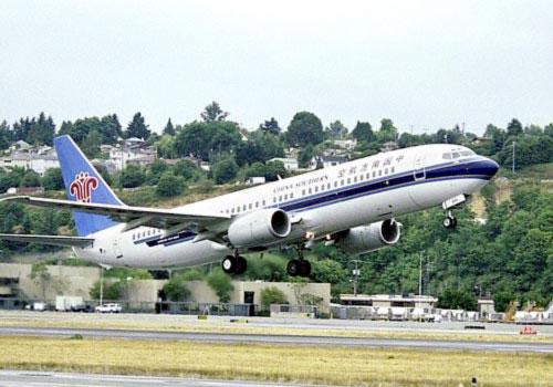Самолет компании China Southern Airlines совершил вынужденную посадку