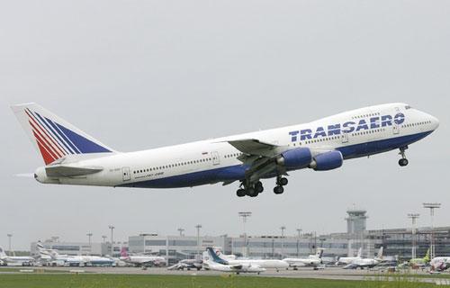 Трансаэро возобновляет перелеты из Москвы в США