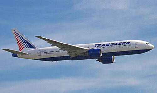 Владивосток начал принимать широкофюзеляжные Boieng 777