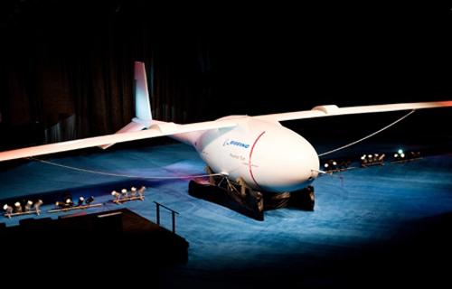 Самолет-разведчик на водороде от компании Боинг