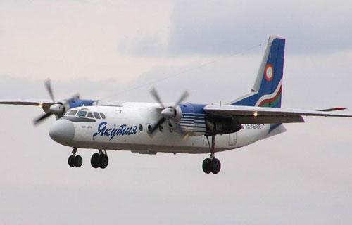 В Якутии совершил аварийную посадку пассажирский Ан-24