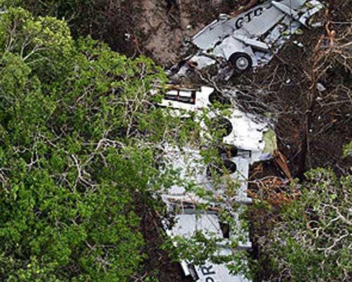 В Конго рабился пассажирский самолет Let-410 компании Filair