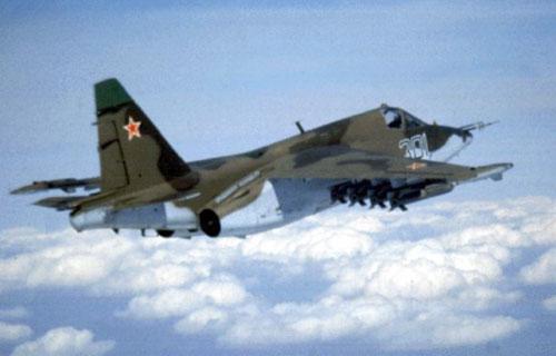 Установлена причина крушения Су-25 в Забайкалье