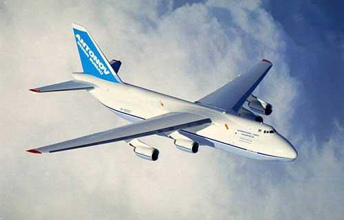 Производство грузового Ан-124 Руслан возобновят в 2016 году