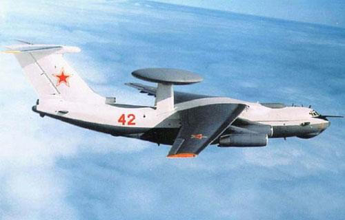 До конца месяца Индия получит третий российский А-50Э