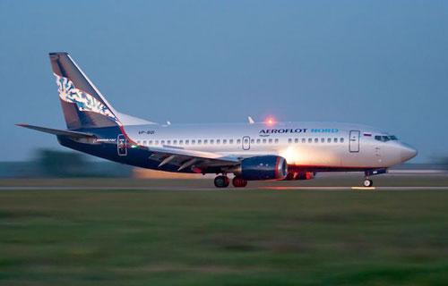 Аэрофлот заказал 50 самолетов Boeing 737