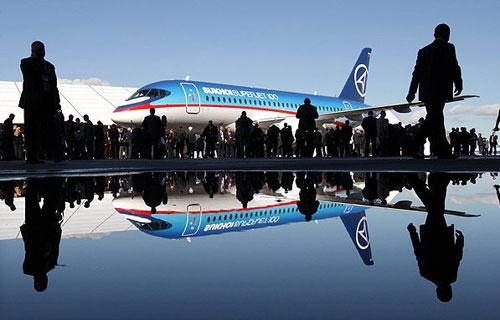 Superjet в России сможет принять далеко не каждый аэропорт