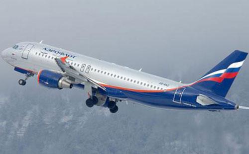 Зимой Аэрофлот будет чаще летать из Москвы в Екатеринбург