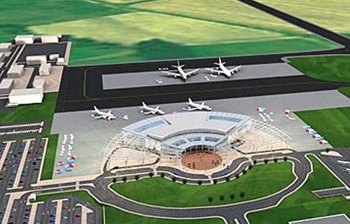 Аэропорт Геленджика возобновил работу после шторма