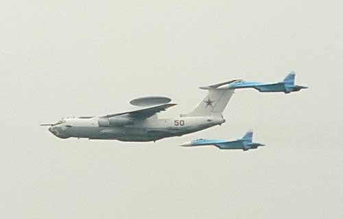 До 2015 года ВВС России получат новый летающий радар