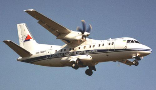 Иран возобновит строительство самолетов Ан-140