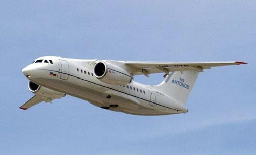 Иркут планирует построить 242 самолета Ан-148
