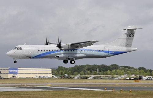 Caribbean Airlines приобретет 9 самолетов ATR 72-600