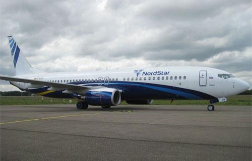 При взлете из Норильска у пассажирского Boeing лопнуло лобовое стекло