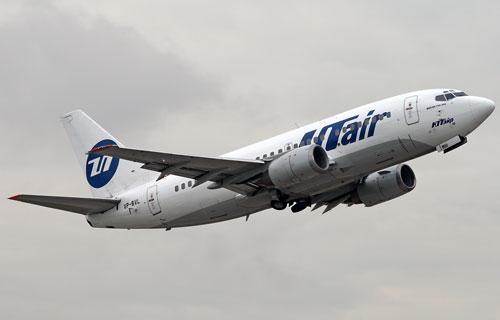 Парк авиакомпании UTair пополнился новыми Boeing 737-400