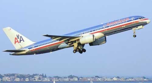 Boeing 757 компании United Airlines совершил посадку с отказавшим двигателем