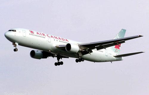 В Петропавловск-Камчатском совершил аварийную посадку Боинг 767