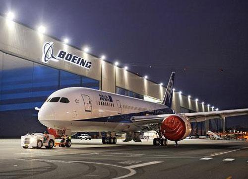 Компания Боинг начала сборку 1000-го самолета Boeing 767