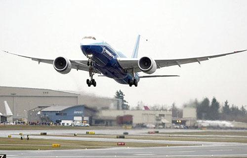 К Олимпиаде-2014 Аэрофлот должен получить два Boeing 787 Dreamliner