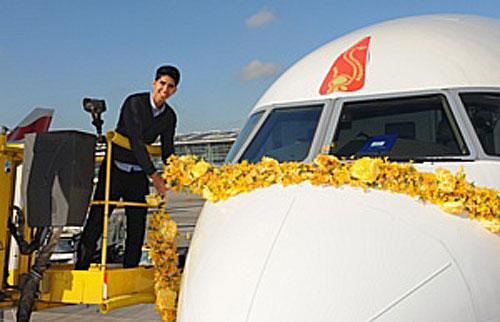 British Airways презентовала экологичный Boeing 777-300ER