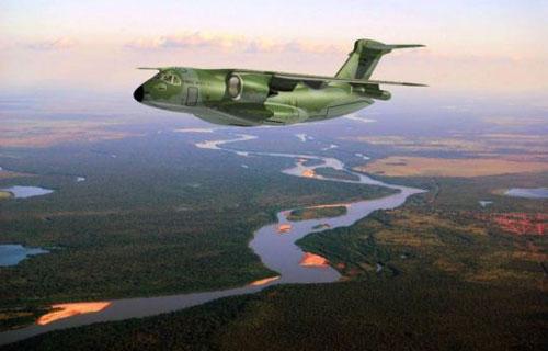 Бразилия и ОАЭ начали переговоры по поводу Embrarer KC-390