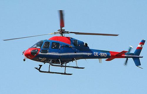 Компания UTair купила 20 вертолетов Eurocopter Ecureuil
