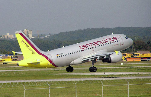 Germanwings заказала восемь новых Airbus A319