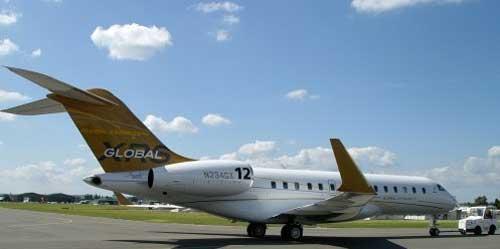 Bombardier готовит конкурента для Gulfstream G650
