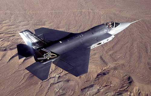 Израиль закупит у США новейшие истребители F-35