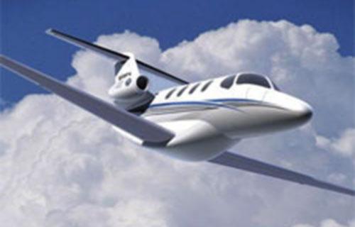 Японцы строят первый реактивный пассажирский самолет