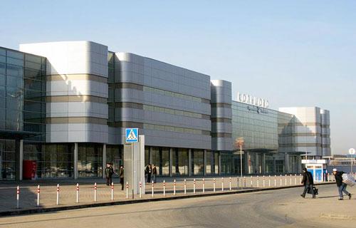 Аэропорт Кольцово и компания Lufthansa внедряют технологию мобильного билета