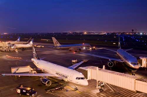 Авиакомпания Mexicana получила защиту от кредиторов в суде