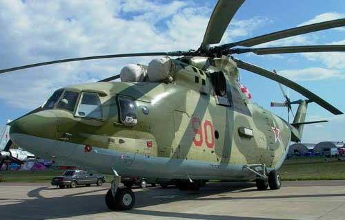 Минобороны РФ готово поставить США вертолеты для Афганистана
