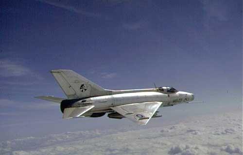 В Хорватии во время учений столкнулись два МиГ-21