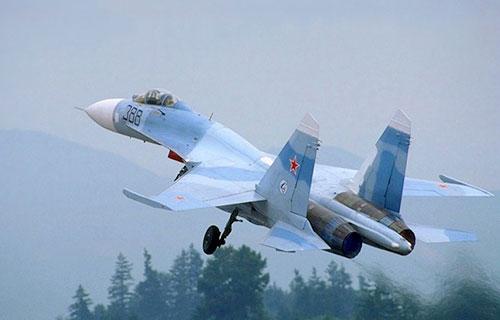 Установлена причина крушения Су-27 в Приморье