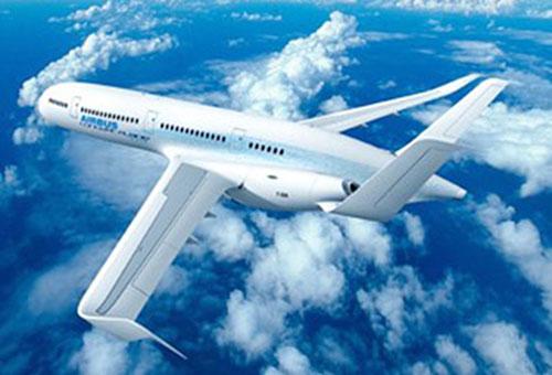 Airbus работает над созданием прозрачного самолета