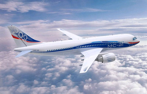 Ростехнологии заказали 50 самолетов МС-21