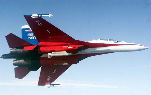 Китайские летчики будут обучать коллег из Индонезии управлять Су-30