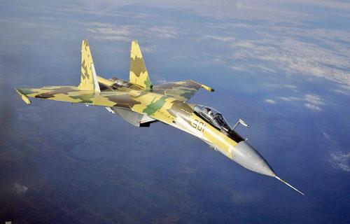 Завершились испытания нового истребителя Су-30М2