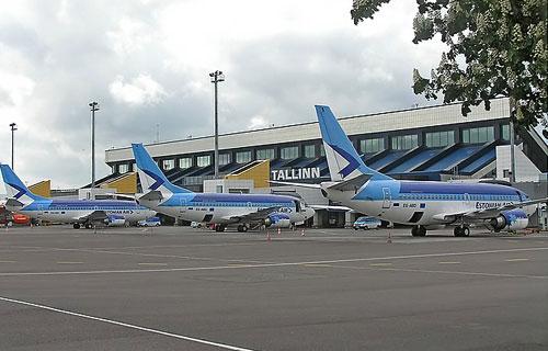 В 2012 году Таллин получит запасной аэродром Эмари